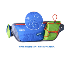 Light Breathable Polyester Running Belt Waist Bag RU81104