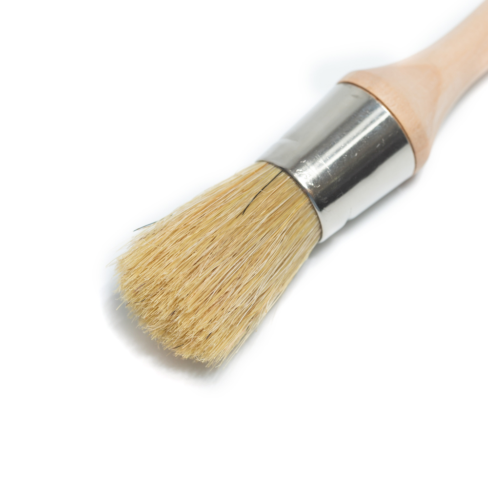 Chalk Brush Wax Brush
