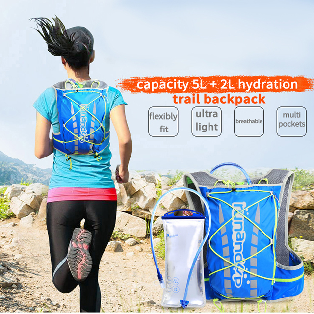 Lightweight Outdoor Sports Hydration Backpack RU81020