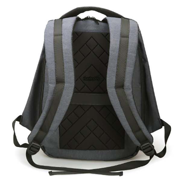 RU81043 Fashion Shoulder Backpacking for Young Man Urban Backpack Antitheft Travel School Backpacks for Boys Fashion Bardian Best Laptop Bags