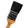 Black Bristle Paint Brush