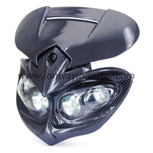 Double Light Headlight