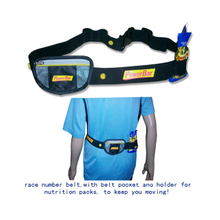 BSP10244-A Powerbar For Runner For Waist Belt