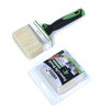 Fence Paint Brush with Removable Plastic Handle