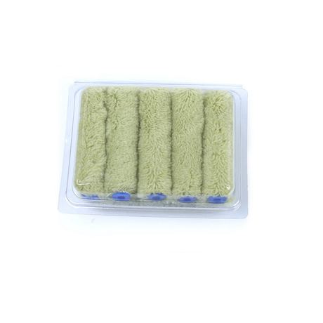 "Mini 4"" Paint Roller Cover Set in Blister Packing"