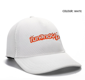 RU81126 Leisure Unisex Polyester Caps with Customized Logo for Golf Men
