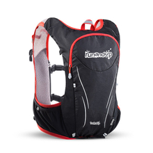 RU81012 Running Backpack 5L Water Bag Cycling Bag Hiking Climbing Hydration Backpack Mountain Pack Sport Climbing Bag