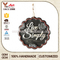 Highest Level Various Design Art Work Craft Bar Metal Sign Bottle Cap