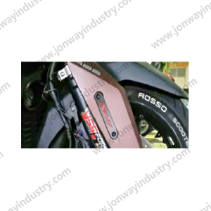 Front Fender Decorative Cover For YAMAHA X-MAX 300
