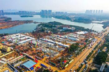 河南雷火app下载环保科技有限公司生产的污水处理系统部分产品应用在武汉火神山医院建设!
