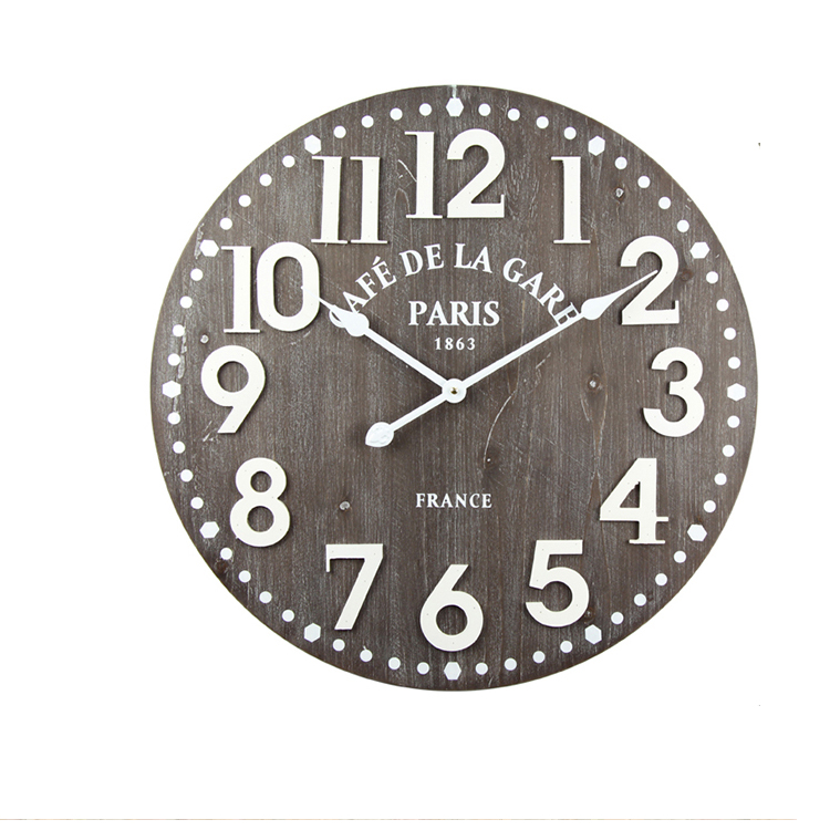 Alibaba China Cheap Wholesale High Quality Round Decorative Wall Clock