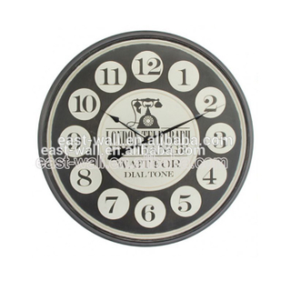 High Quality Reasonable Price Manufacturer Fancy European Wall Clock
