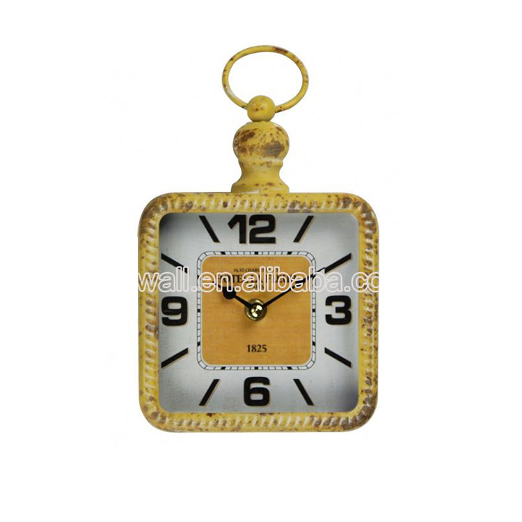 High Quality Big Price Drop Iron French Wall Clock Hanger