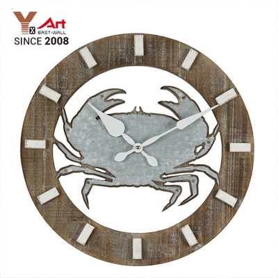 2019 New Arrival Wooden Hanging Clock New Model Home Designs Sales From Style Decorative Wall Clock