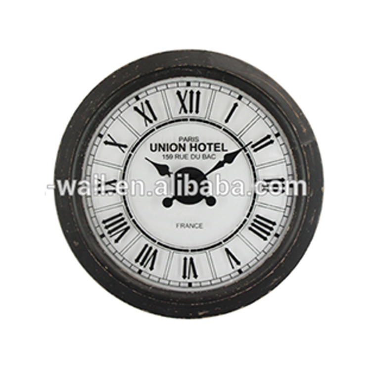 Classic Home Decor Furniture Decorative Art Wall Clock Picture
