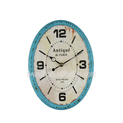 Excellent Quality Good Design Fluorescent Wall Clock For Living Room