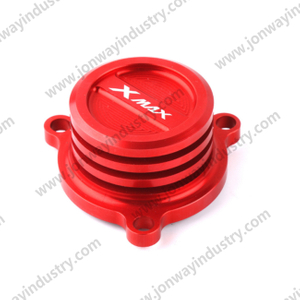 Oil Filter Cap For YAMAHA X-MAX 300