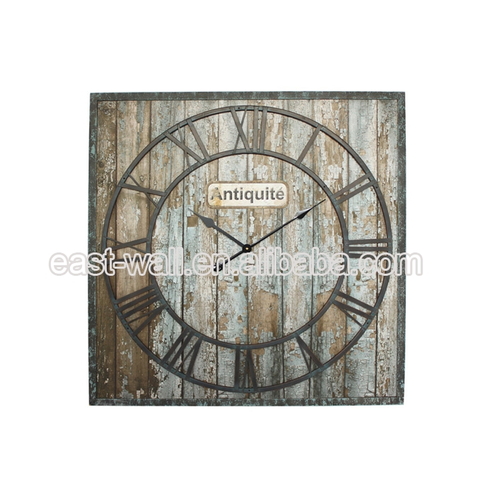 Factory Price Custom Printing Logo Craft Art Wall Picture Kitchen Scale With Clock