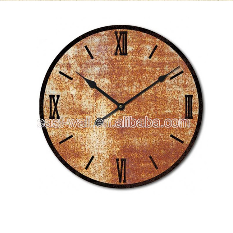 Cheap Interior Home Decoration Mdf Sangtai Wall Dealer Clock Mechanism
