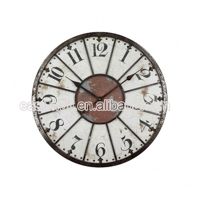 Excellent Quality Custom-Tailor Iron Diy Sticker Wall Clock 2019