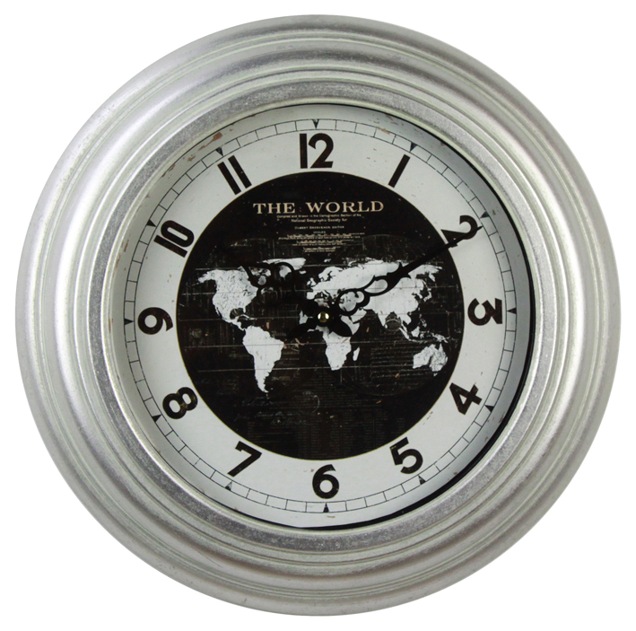 Guaranteed Quality Proper Price Contemporary Creative Wall Clock, Vintage Wall Clock Decor