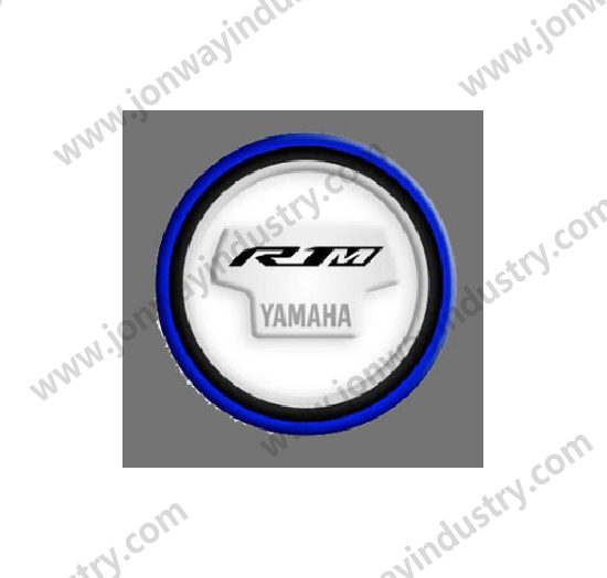 Fuel Tank Cap Sticker for YAMAHA YZF R1