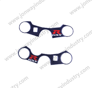 Main Support 3D Sticker Carbon Look For SUZUKI GSXR