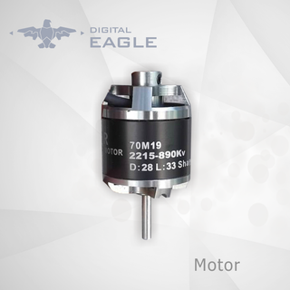 Digital Eagle 2215 Motor