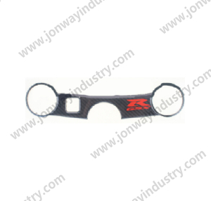 Main Support 3D Sticker Carbon Look For SUZUKI GSXR 1000 K3