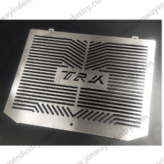 Stainless Steel Radiator Cover For Benelli TRK502