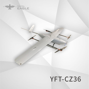 Electric Engine VTOL fixed wing UAV/Drone
