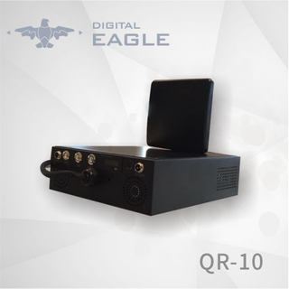 QR-10 Portable Unmanned Aerial Vehicle Interference System