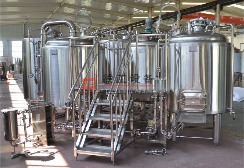 500L brewing system equipment beer brewhouse