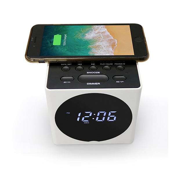 Large Display Travel Alarm Clock