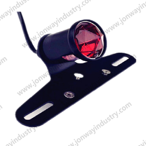 LED Black Shell Stop Light For Harley Davidson