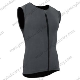Vest With Back Protector CE Certificate