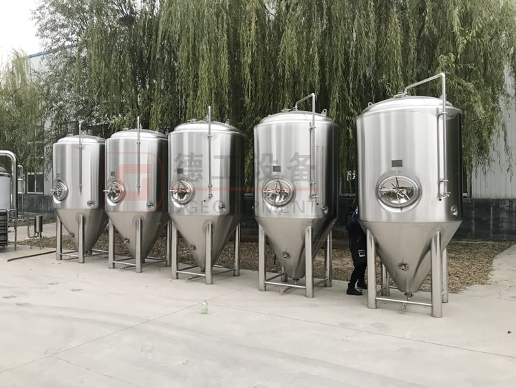 beer brewery fermenter