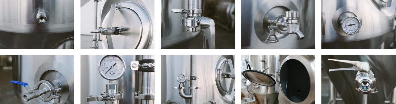 accessories of fermentation tank