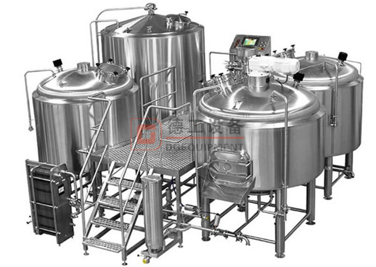 4-vessel-brewhouse