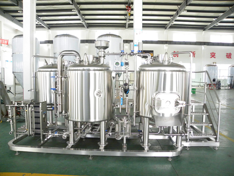 500L Micro beer brew systems