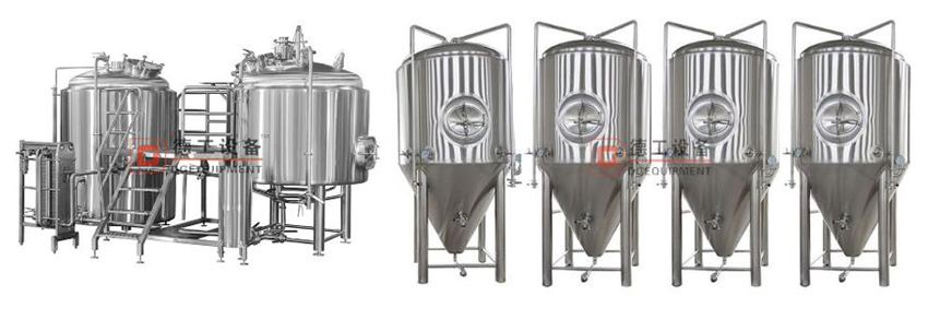10HL brewery equipment