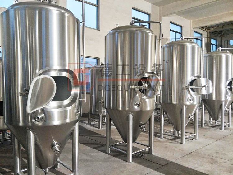 1000L beer fermentation tank