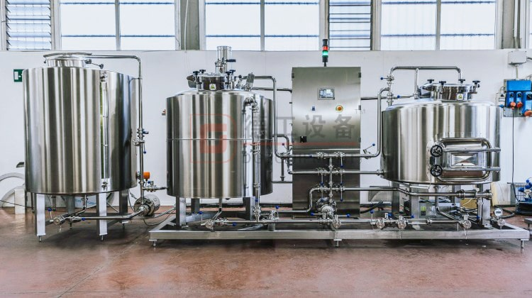 500L electric heating beer brewery equipment