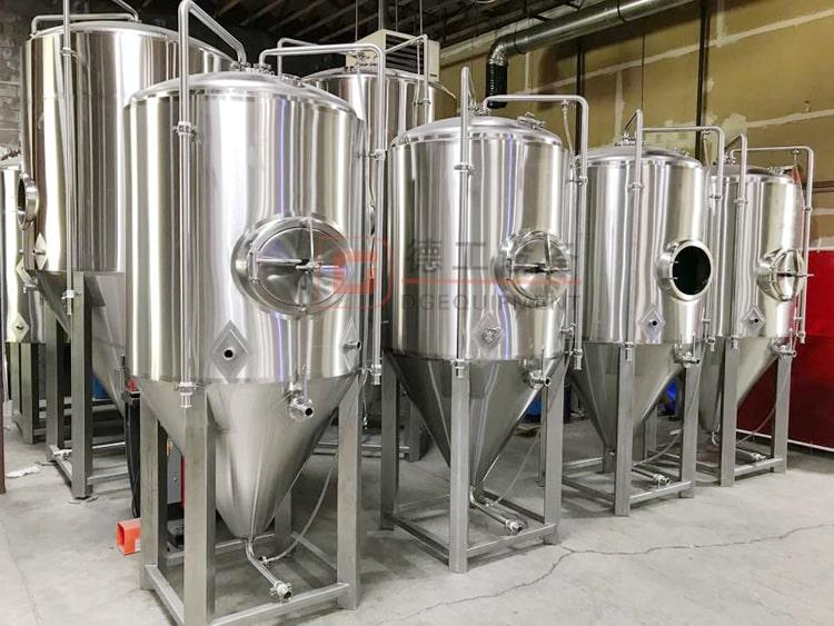 stainless steel fermenter-Unitank