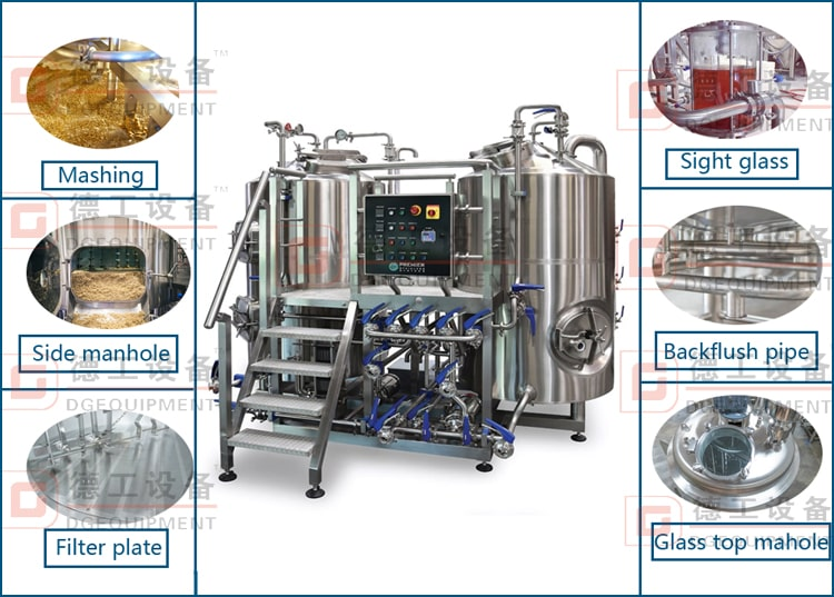 brewing system for sale