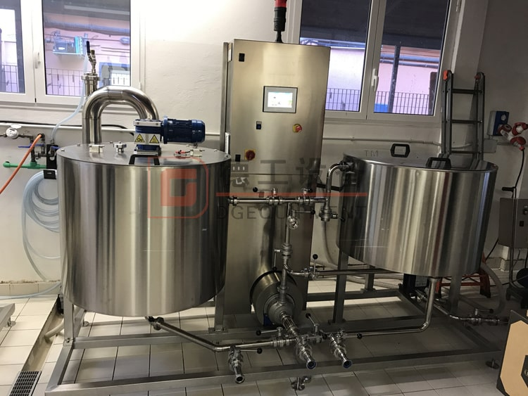 Complete microbrewery