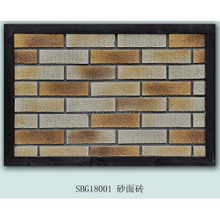 Multicolor wall sand-finished tile ledgestone panel natural culture stone