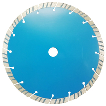 Segment Turbo Diamond Saw Blade, 3871 Series