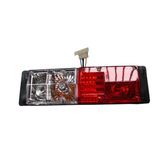 D-MAX TRUCK CRYSTAL TAIL LAMP