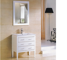 Plywood Bathroom Cabinet 61703